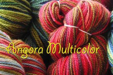 Angora Multicolor