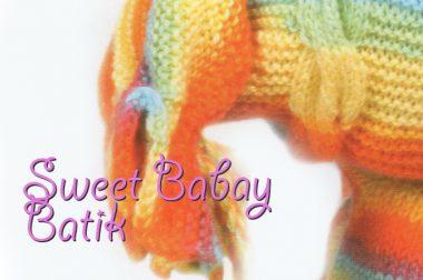 Sweet Baby Batik